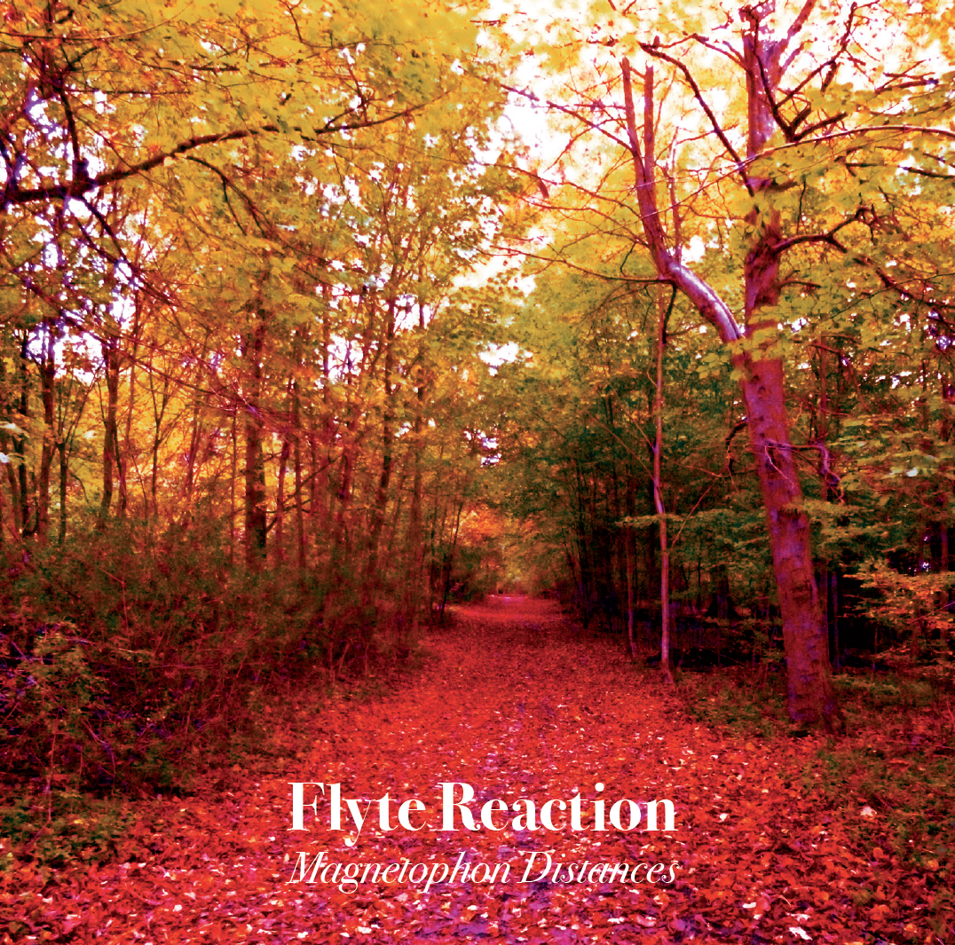 FLYTE REACTION - Magnetophon Distances Cd Papersleeve